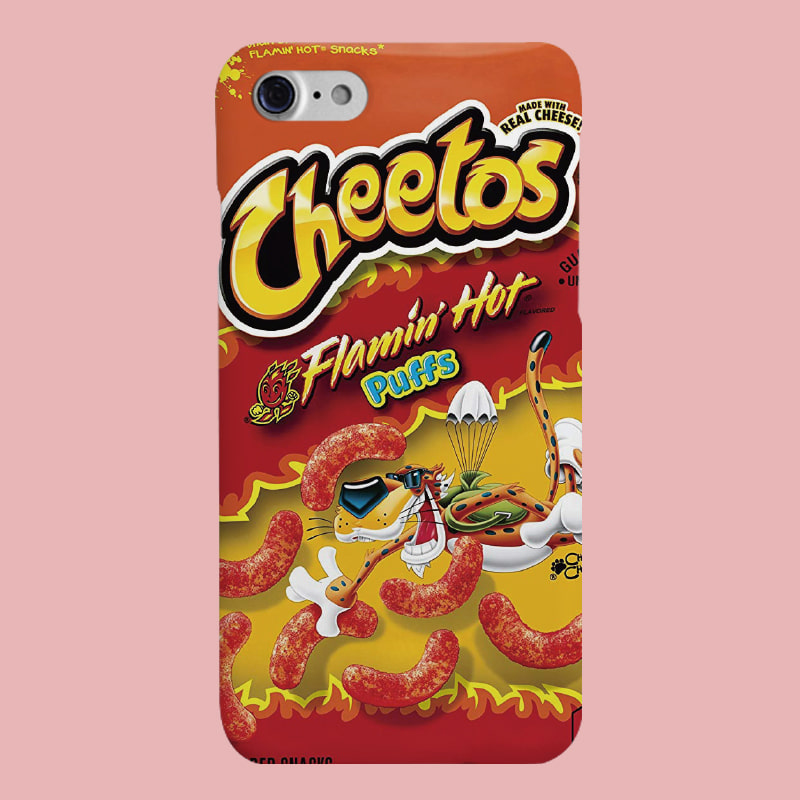 CHEETOS RED